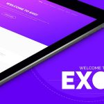 EXO One page PSD