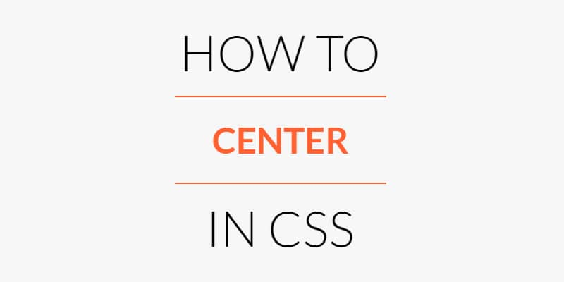 CSS Centering Code Generator