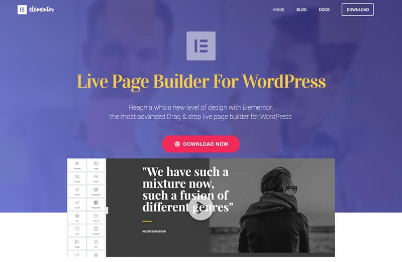 Live Page Builder For WordPress