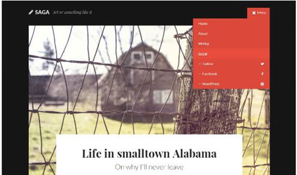 20 Fresh & Free WordPress Themes You Should Check out