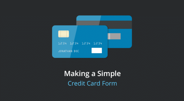 Making a Simple Credit Card Validation Form