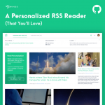 Personalized RSS Reader – Winds