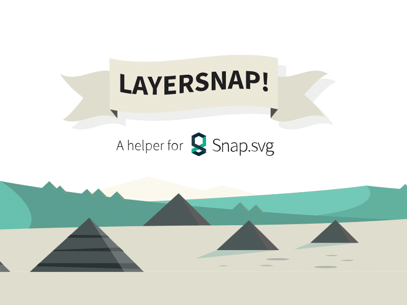 Layersnap: Build SVG animations