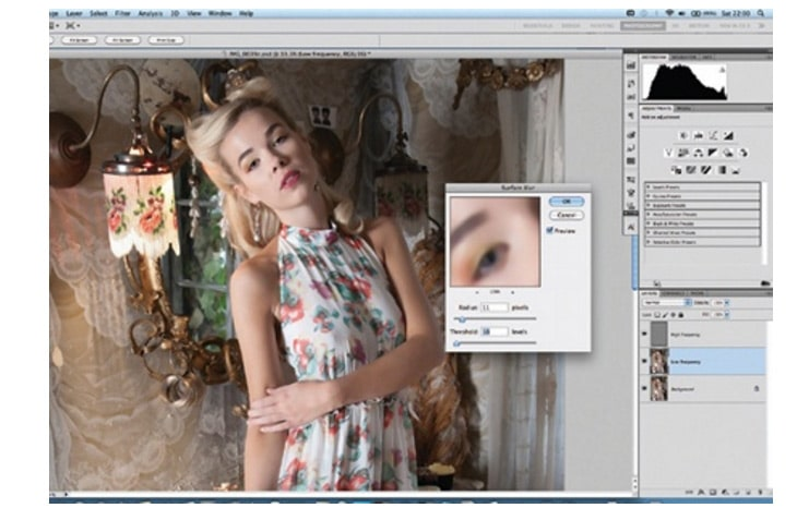20 Photoshop Filter Tutorials for Making Your Own Instagram