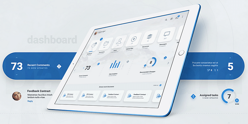 LiquidPro UI Kit – Free Download