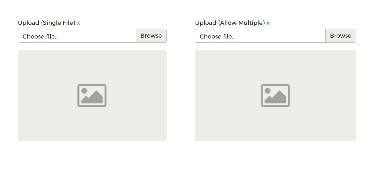 File upload with preview | Best 4 Web Design
