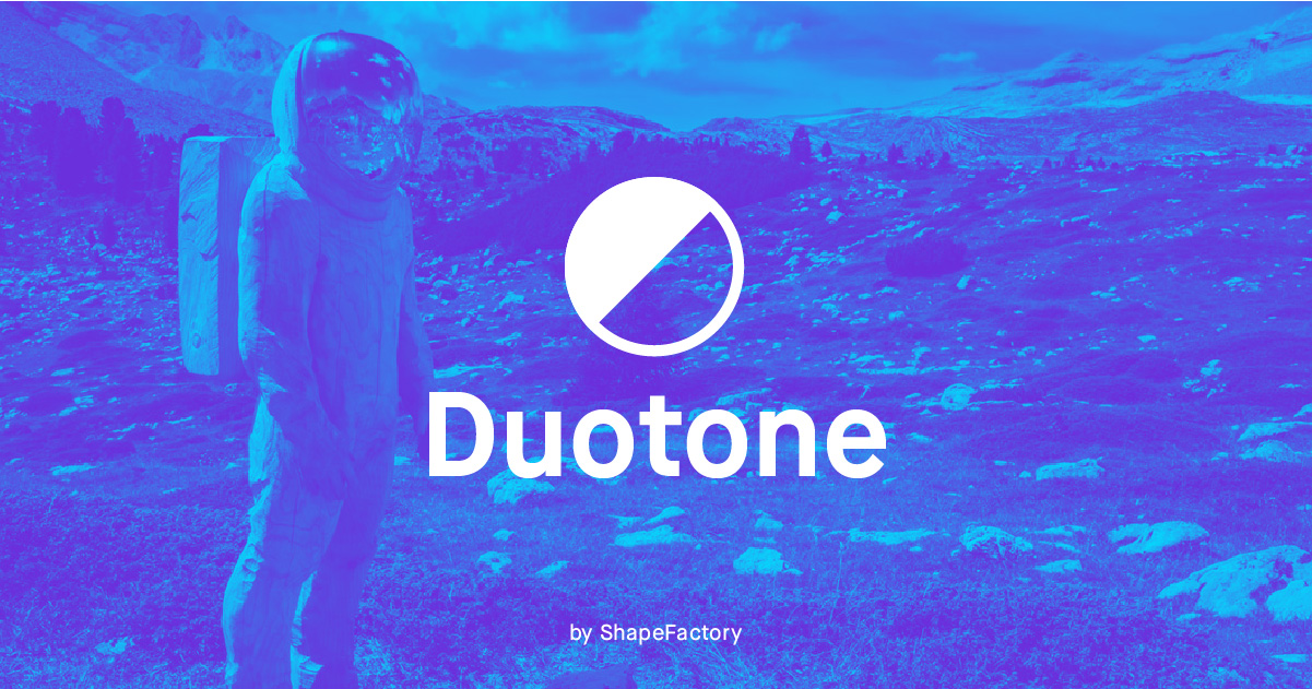 Create Beautiful Free Duotones