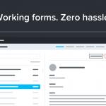Form endpoints for static HTML websites