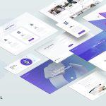 MITV - Free Website PSD Template