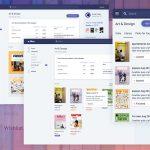 "Freebie: ""Libre"" Web App Template"