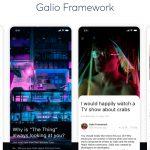 Galio – React Native Framework