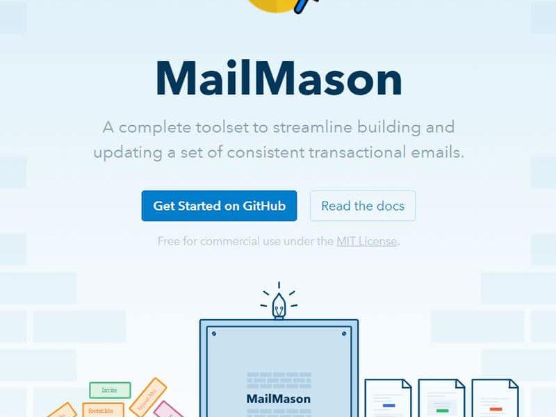 MailMason – transactional emails