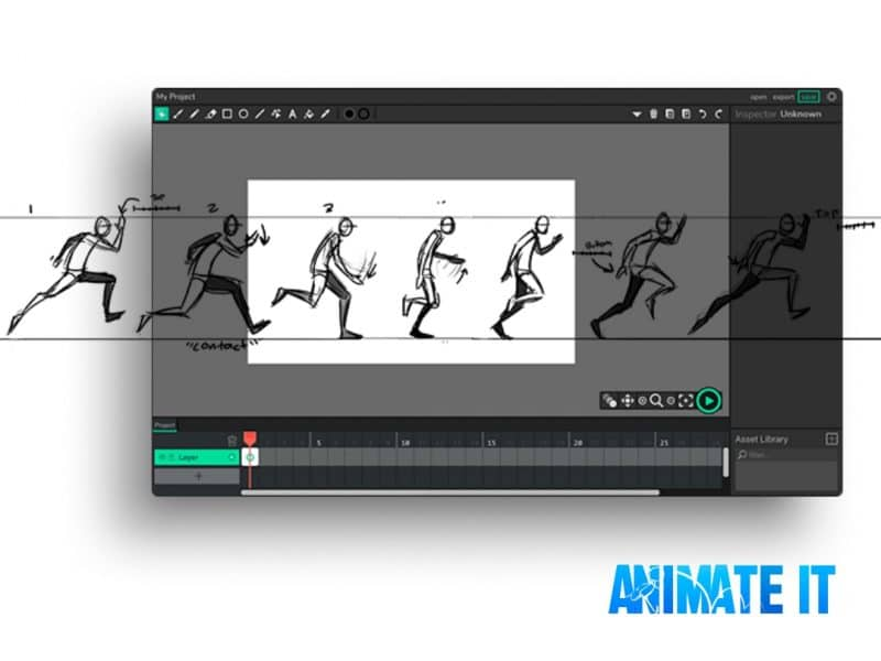 Animate – Create GIFs and video animations