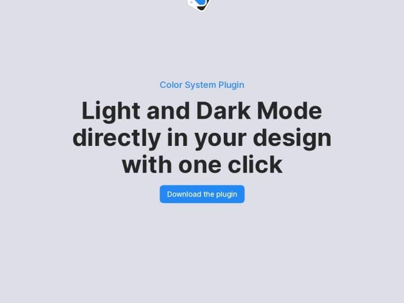 Light and Dark Mode directly in your design – Sketch plugin